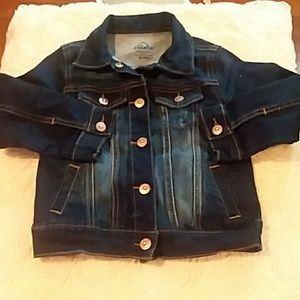 3/$20 Jordache new stretch Jean jacket